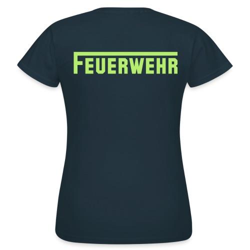 Feuerwehr - Frauen T-Shirt
