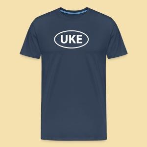 Menshirt UKE - Männer Premium T-Shirt