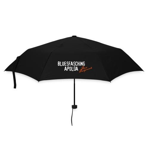 Bluesfasching - Das Original Schirm - Regenschirm (klein)