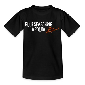 Bluesfasching - Das Original Kindershirt - Kinder T-Shirt