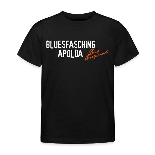 Bluesfasching - Das Original Kindershirt - Kinder T-Shirt