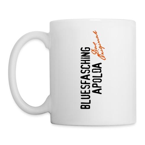 Bluesfasching - Das Original Tasse - Tasse