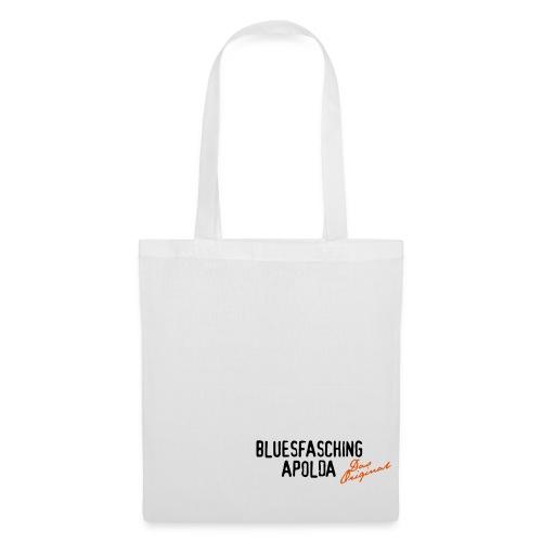Bluesfasching - Das Original Einkaufsbeutel - Stoffbeutel