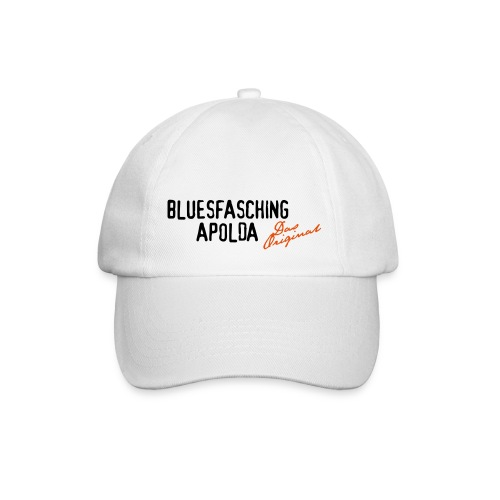 Bluesfasching - Das Original Basecap - Baseballkappe