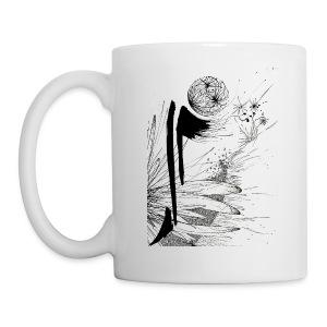 Mug Oxymores - Mug blanc