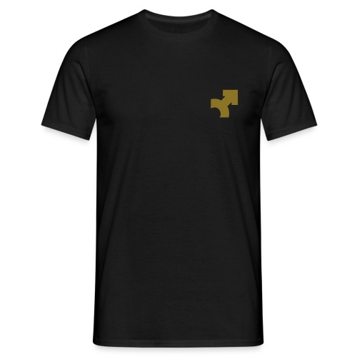 T-Shirt LMC Vorstand gold Standard 2c - Männer T-Shirt