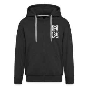 #MONEYMAKER - Men's Premium Hooded Jacket
