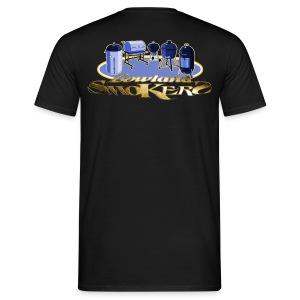 Lowland Smokers 2011/2012 Shirt Mannen - Mannen T-shirt