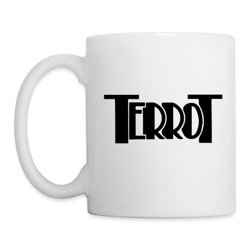 Mug Terrot - Signature classique Terrot - Mug blanc