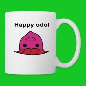 Happy odol beker - Mok