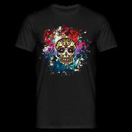 Camisetas ~ Camiseta hombre ~ Calavera
