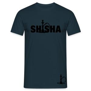 Shisha standaard  - Mannen T-shirt