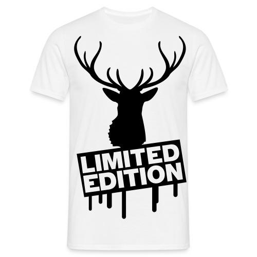 Limited Hirsch - Männer T-Shirt
