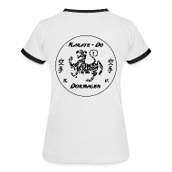 T-Shirts ~ Frauen Kontrast-T-Shirt ~ Artikelnummer 25492721