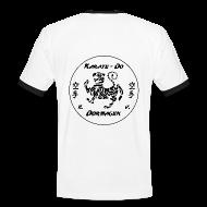 T-Shirts ~ Männer Kontrast-T-Shirt ~ Artikelnummer 25492778