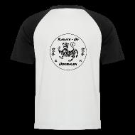 T-Shirts ~ Männer Baseball-T-Shirt ~ Artikelnummer 25492782