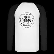 Langarmshirts ~ Männer Baseballshirt langarm ~ Artikelnummer 25492800
