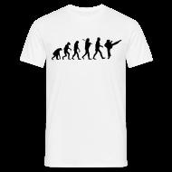 T-Shirts ~ Männer T-Shirt ~ Artikelnummer 25492926