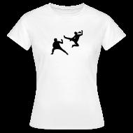 T-Shirts ~ Frauen T-Shirt ~ Artikelnummer 25492995