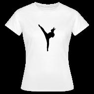 T-Shirts ~ Frauen T-Shirt ~ Artikelnummer 25492980