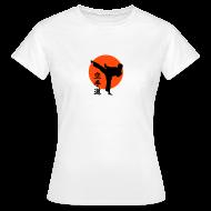 T-Shirts ~ Frauen T-Shirt ~ Artikelnummer 25493003