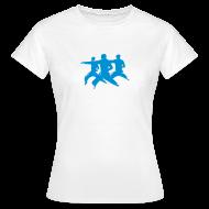 T-Shirts ~ Frauen T-Shirt ~ Artikelnummer 25493027