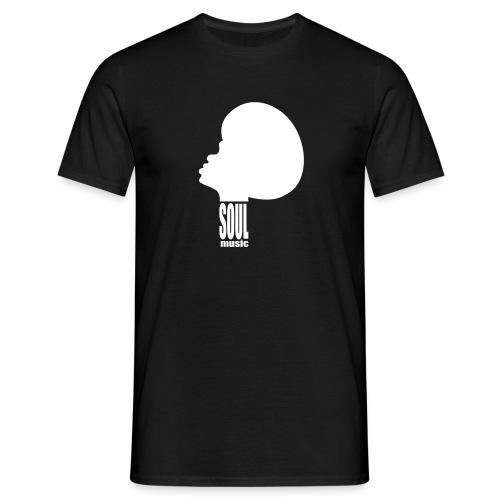 SOUL MUSIC - Men's T-Shirt