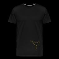 T-Shirts ~ Männer Premium T-Shirt ~ Artikelnummer 25495080