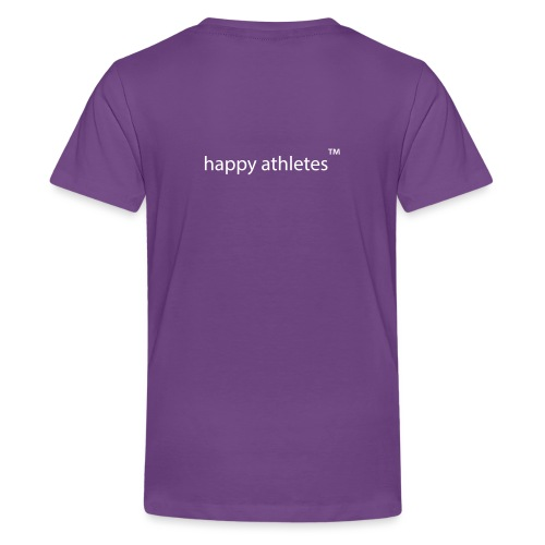 Minimalistic - Men - Teenager Premium T-Shirt