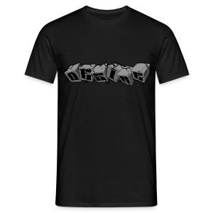 Desire - c64 logo - Men's T-Shirt