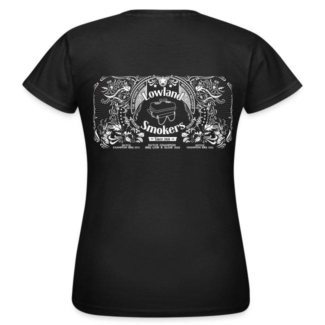 LLSJD Shirt Dames
