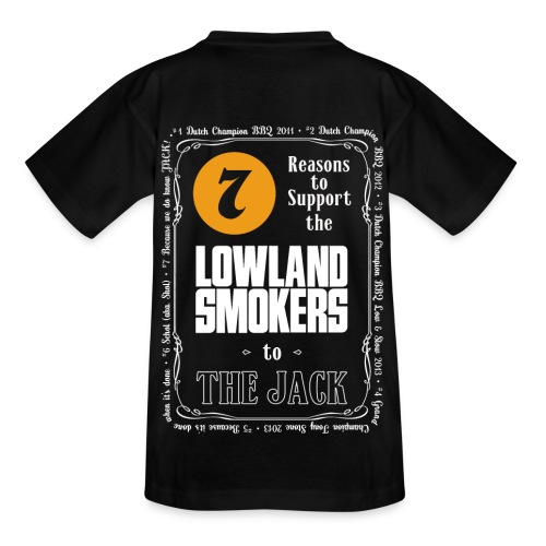 7Reasons Shirt Kids - Kinderen T-shirt