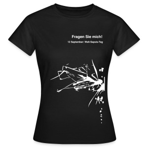 Fragen Sie mich! - Women's T-Shirt