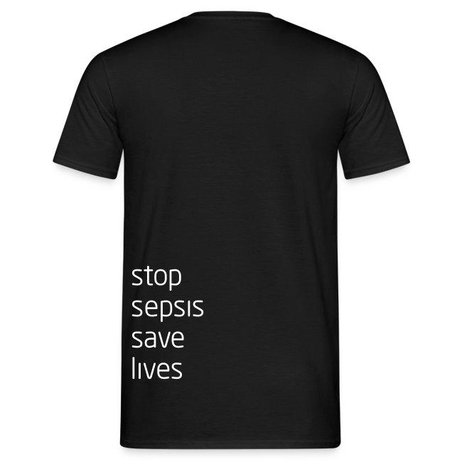 T-Shirt World Sepsis Day 13. September