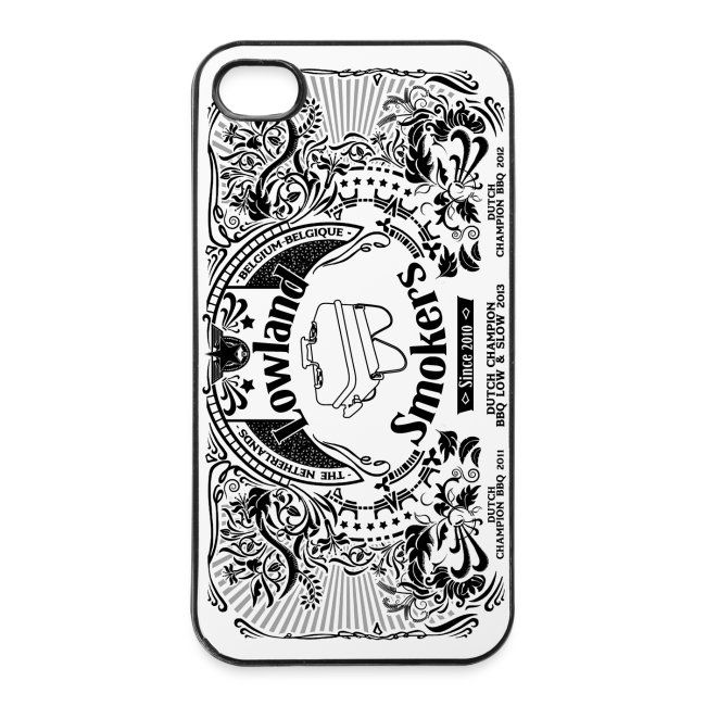LLSJD iPhone 4/4S Hard Case