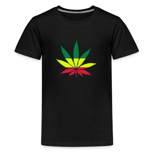 t-shirt cannabis - T-shirt Premium Ado