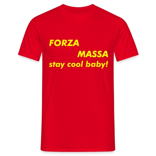 Forza Massa - Men's T-Shirt