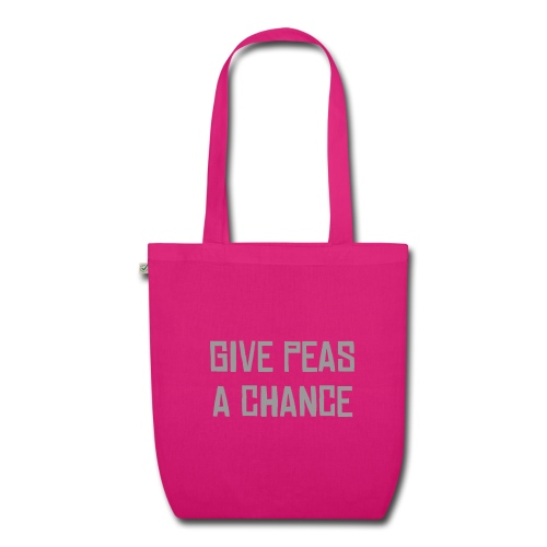 Scunt 'Peas' Bag - EarthPositive Tote Bag