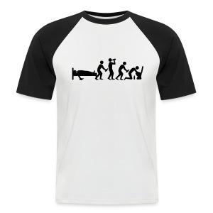 beervolution - Men's Baseball T-Shirt
