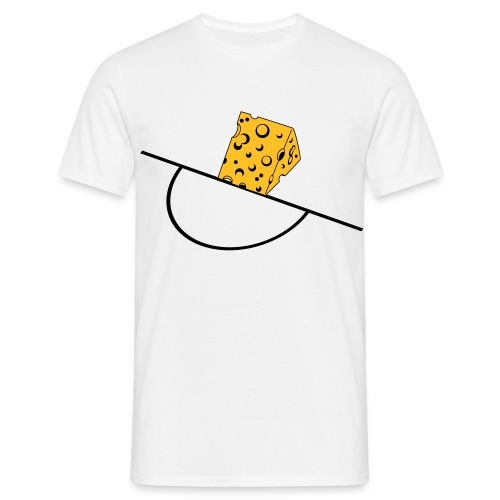 Men's Tchoukball Tshirt Swiss Tchoukball | Tchouka.ch  - Men's T-Shirt