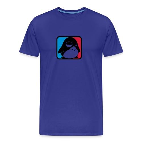 Base Penguin - Men's Premium T-Shirt