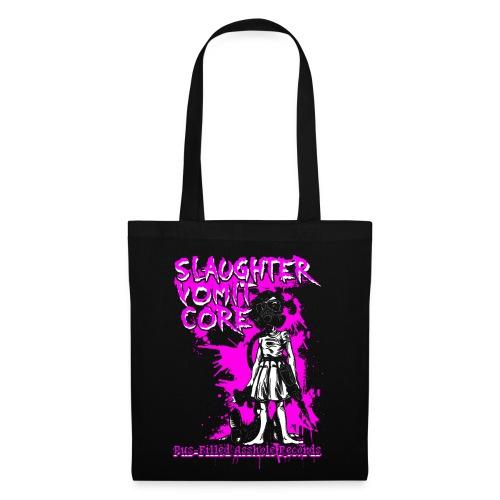 Slaughter Vomit Core Stofftasche - Stoffbeutel