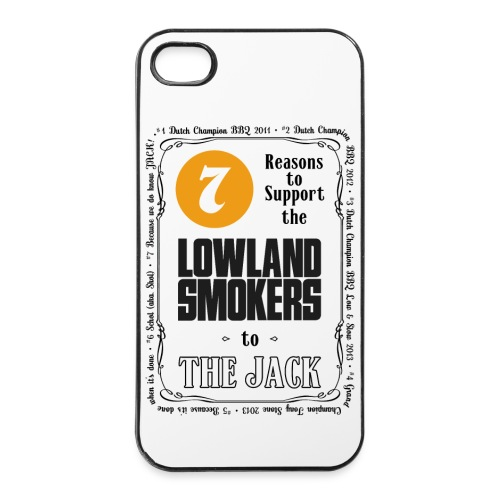 7Reasons iPhone 4/4S Hard Case - iPhone 4/4s hard case