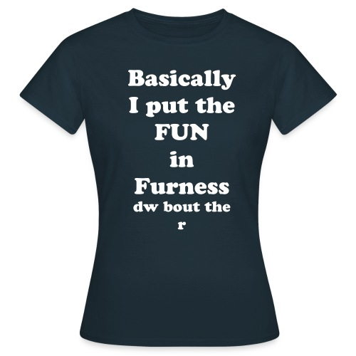 Women's Furness college tee - Women's T-Shirt