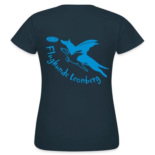 Dianas T-Shirt - Frauen T-Shirt