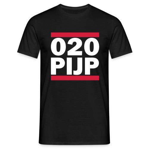 Pijp - 020 - Mannen T-shirt