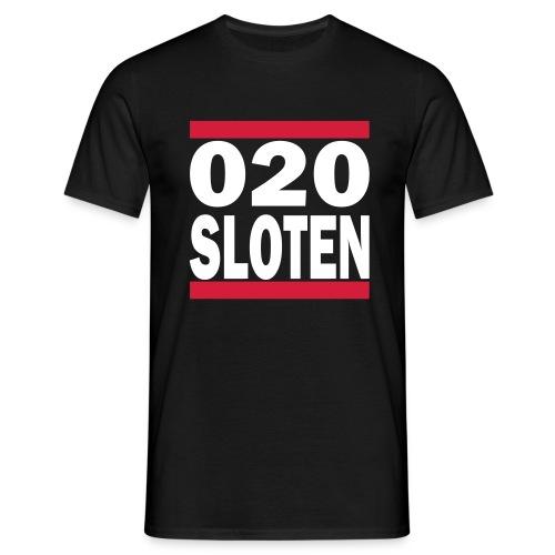 Sloten -020 - Mannen T-shirt