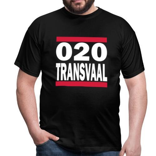 Transvaal -020 - Mannen T-shirt