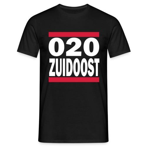 Zuidoost - 020 - Mannen T-shirt