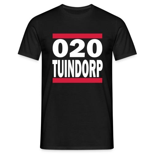 Tuindorp -020 - Mannen T-shirt